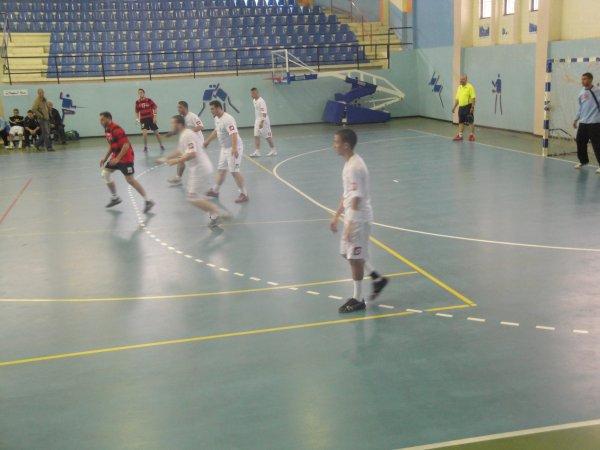 9éme match de chompiona R.El Aarrouch 30-37 NEEAnnaba