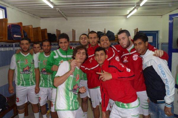 CREA EL Harrouch 30 / 28 NEEAnnaba match amical