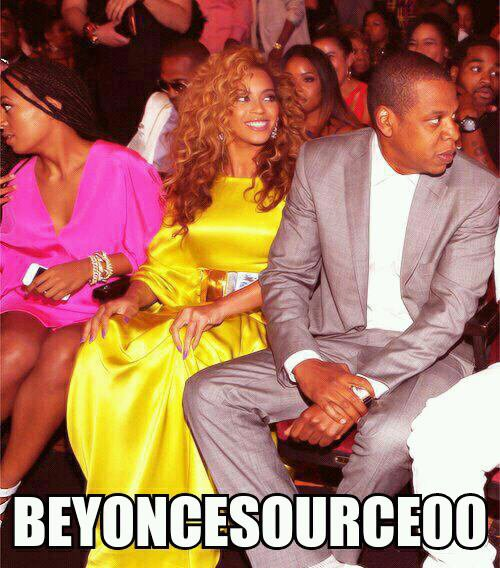 Beyonce était au Bet Awards hier
