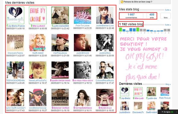 Blogs a vendre (à moi) je lesvend tous 50chiffres et 15vrais commentaires ou sinon je prévient :D