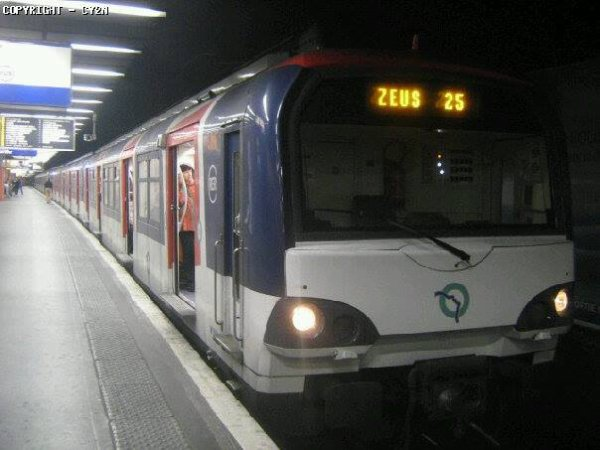 ms61 a la gare de lyon