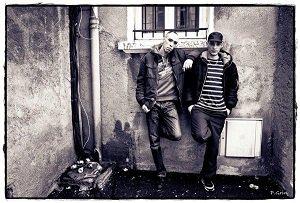 Street / HIMKA Feat MA2SY (Nouveau) (2012)