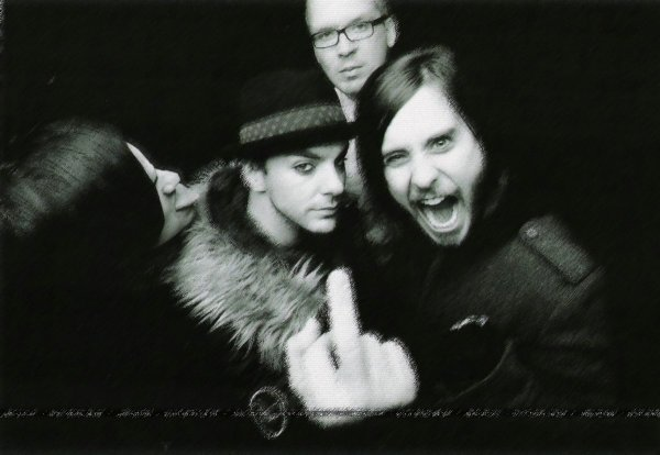 30 Seconds To Mars!!