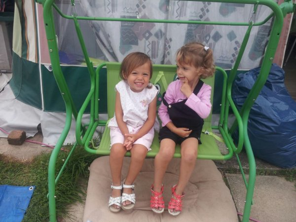Eva-Lyna et Anais