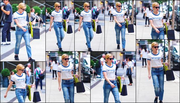- '-13/09/17-' ◘Notre talentueuse actrice a été aperçue par les paparazzis dans les rues de Soho, à New-York. Présente depuis quelques jours dans la ville dynamique qu'est New-York, nous la retrouvons dans une tenue plutôt simple aujourd'hui ! -