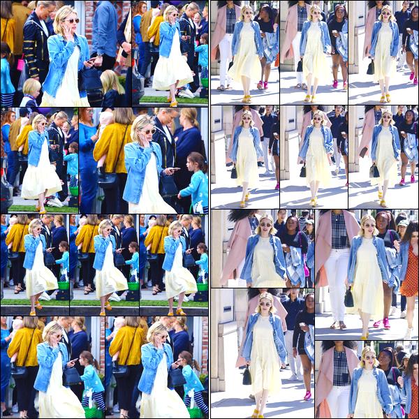 """- '-17/03/18-' ◘Emma Rose Roberts a été photographiée par les paparazzis alors qu'elle se baladait, dans BH ! Le même jour, Emma était présente à la AKID Brand's 3rd Annual """"The Egg Hunt"""", à Lombardi House. Côté tenue je donne un joli TOP. -"""