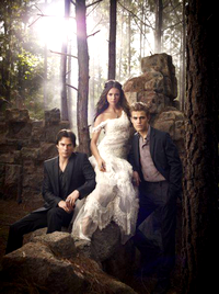 | Vampire Diaries | Kevin  Williamson & Julie Plec