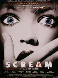 | Scream | Wes Craven