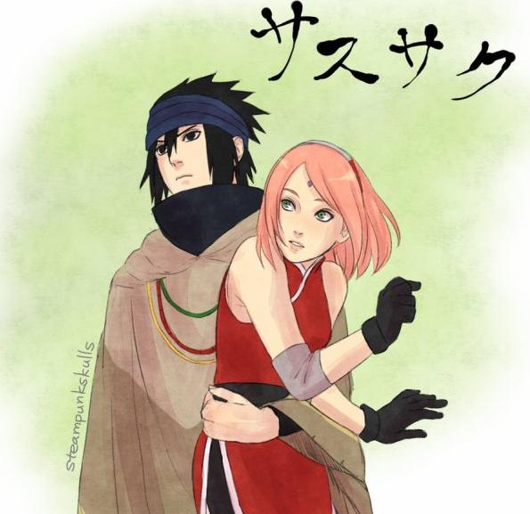 """""""Sasuke, rompre dans un couple c'est couper tous liens que l'on a put crée ne regrette pas, ne me parle pas, ignore moi et surtout souviens toi; tu n'est plus rien pour moi.""""Sakura Haruno"""