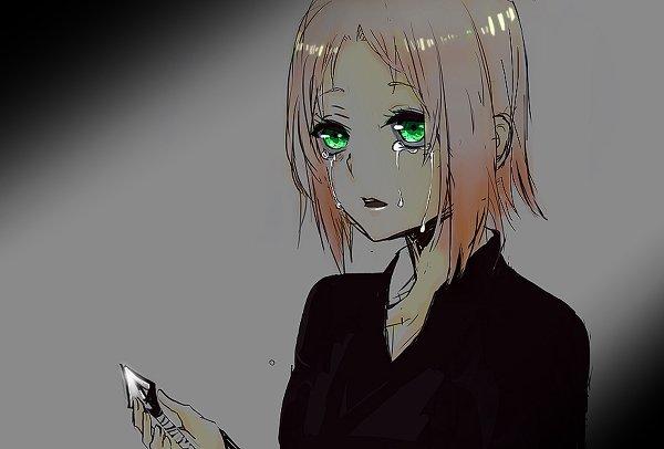 """""""Bien sure que oui maman, tu crois vraiment qu'elle va aller cher Yahiko pour parler pluie et beau temps avec Kushina? """" Shige. I"""