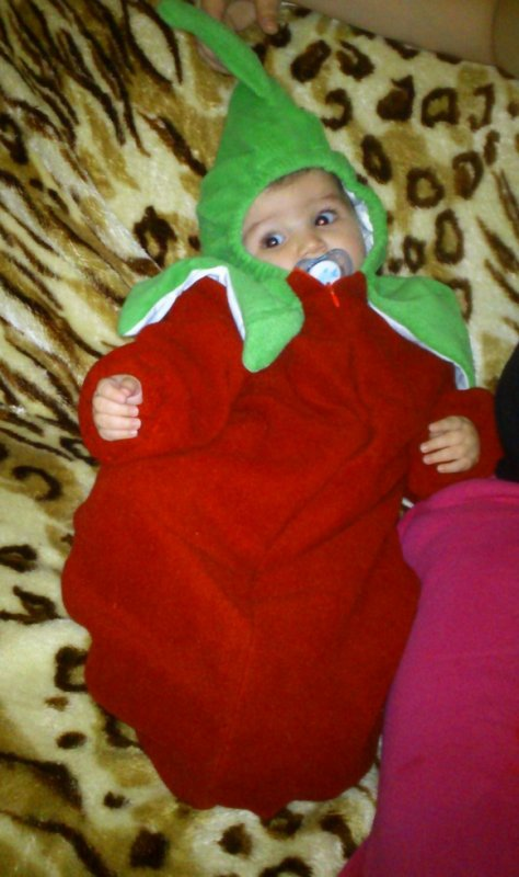 mon bebe pimentée