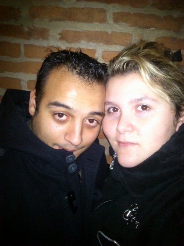 mon maris d'amour et moi