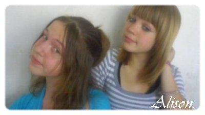 _Melanie Et Alison . :D