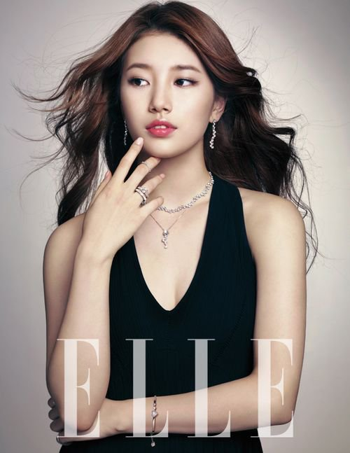 Suzy pour ELLE