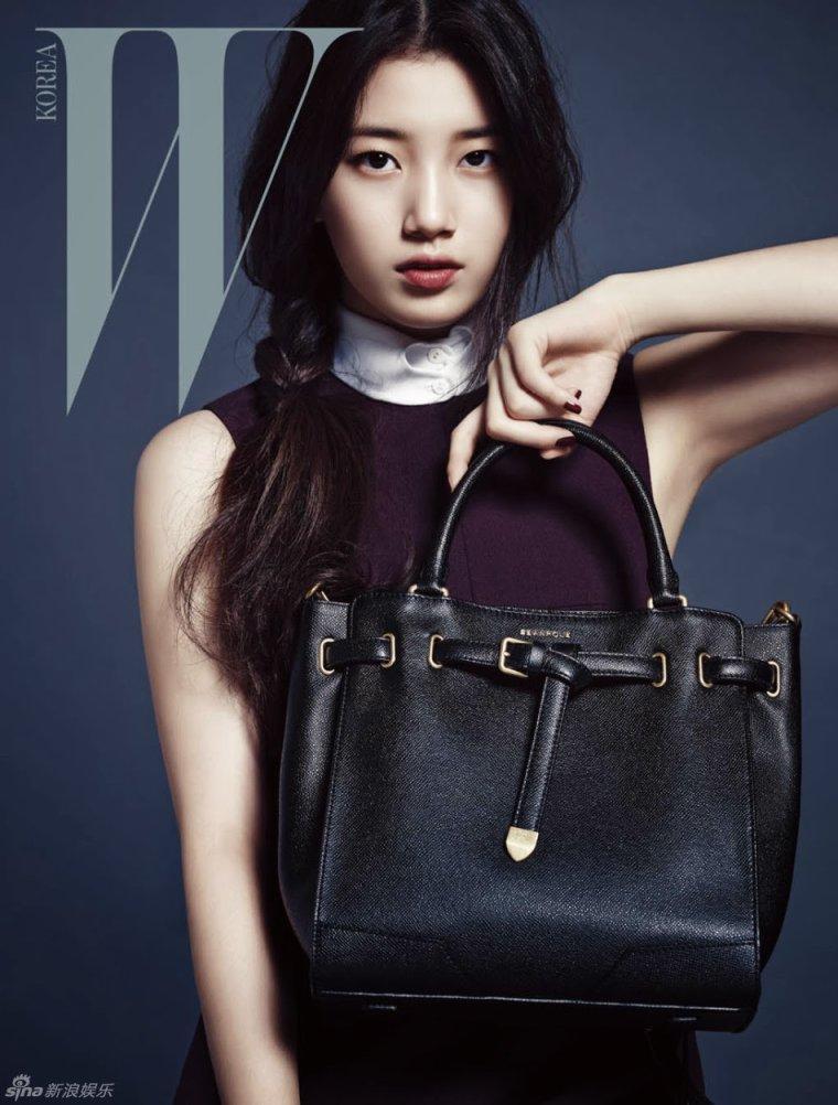 Suzy - W Korea