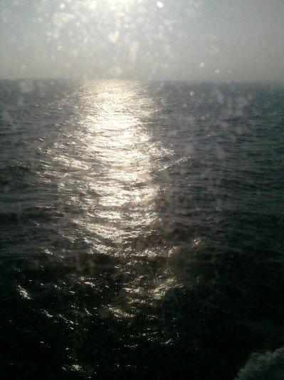 la toff vu de bateau