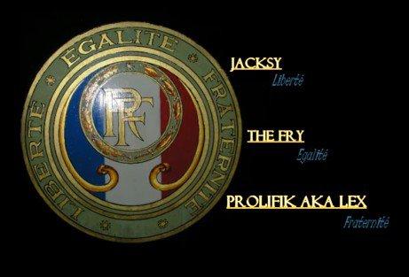 The Fry 2 Feat Prolifik Aka lex & Jacksy - Liberté Egalité Fraternité (2011) (2011)