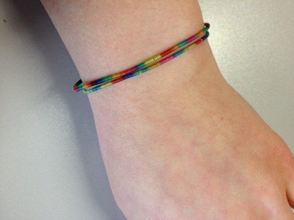mes bracelets en perles et bracelets breziliens