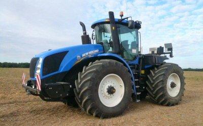nouveaux new holland T8 et T9