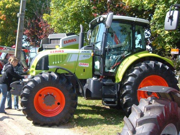 foire agricole 2009