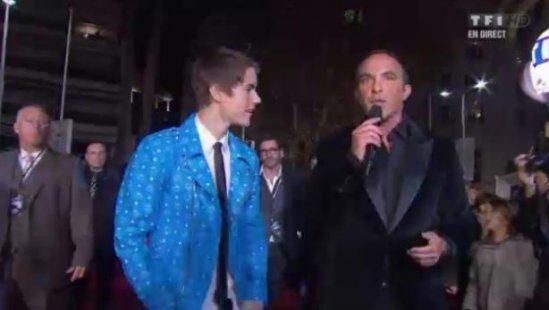 Justin,NRJ MUSIC AWARDS 2012. ♥