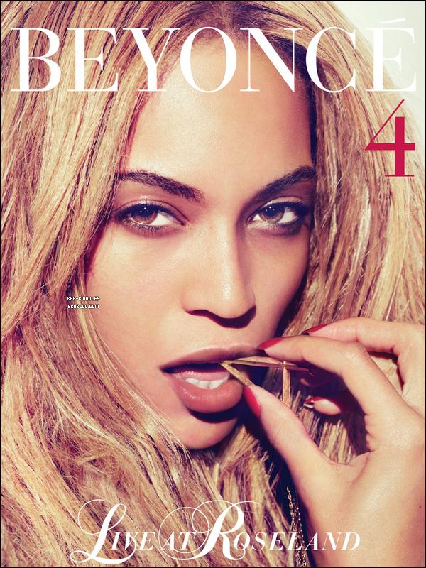 _________Sortie DVD_:_Cadeau pour les fans de Beyoncé.  __Beyoncé prévoit de sortir un DVD diffusant les quatres concerts qu'elle a donné au « Roseland Ballroom » de New York les 14, 16, 18 et 19 août 2011. Le coffrets comprend donc 2 DVD du concert complet avec un bonus offstage, un livret de 20 pages, 7 clips du dernier album de l'artiste ainsi que de nombreuses images jamais diffusées. Le DVD, « Live At Roseland » est prévue pour le 29 Novembre. Un cadeau Indispensable donc pour les fans de Beyoncé !