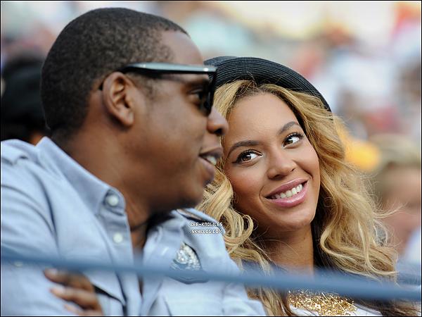 Beyoncé et Jay-Z ont posté un message sur le site et facebook officiel de Beyoncé...