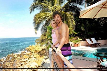 séjour mexicain de Britney et Jason.