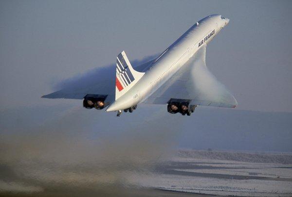 Présentation du Concorde