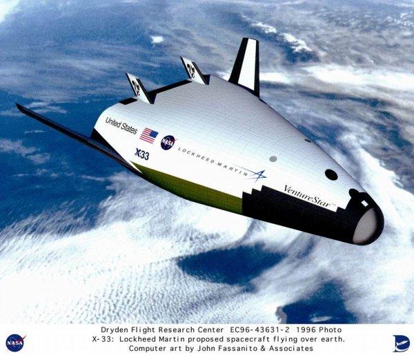 Les corps portant de la NASA