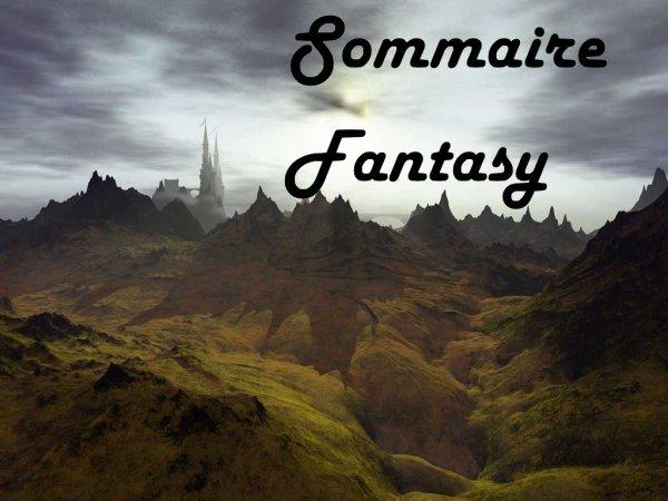 Sommaire Fantasy