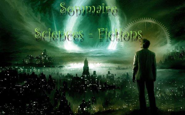 Sommaire Sciences Fiction
