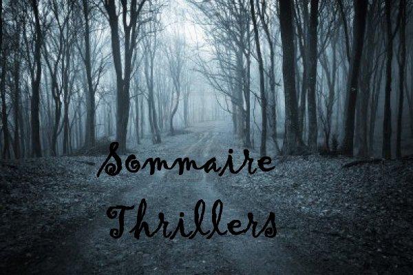 Sommaire Thriller