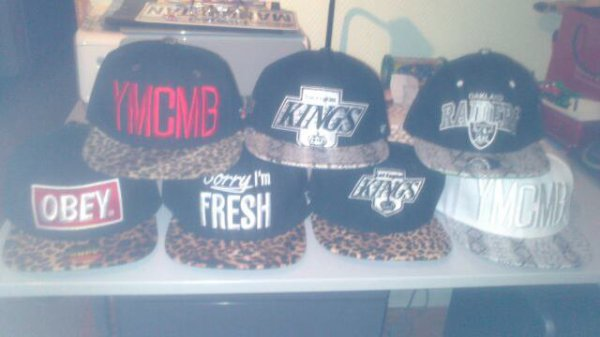Ma Collection SnapBack ! ;D