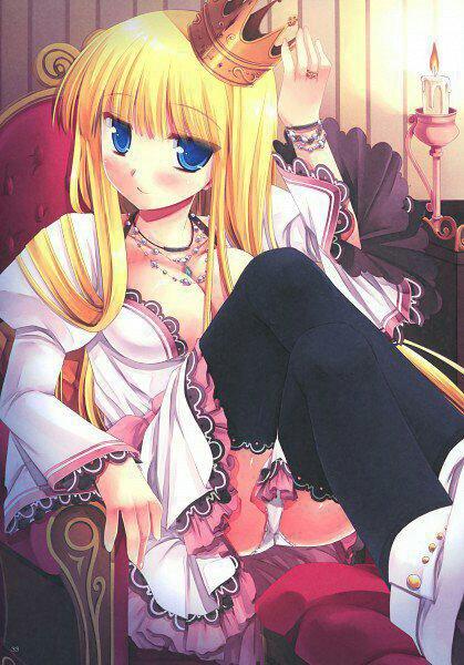 Perso rp 12 : la princesse maudite