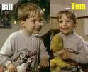 c'est l'annivaisaire de BILL et TOM aujourd'huit ! ils ont 21 ans !