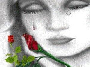 mes yeux son plein de larme et mon coeur plein d'amour parce que je t'ai beaucoup aimer et tu as  su me faire souffrire c'est tous ce que tu ma donner en echange