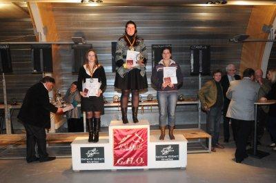 remise des prix de la saison 2010