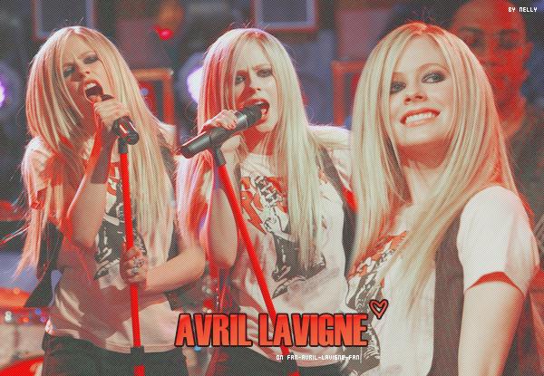 Albums d'Avril Lavigne.