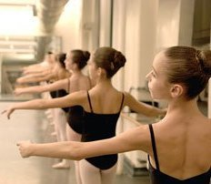 Déroulement d'un cours de danse