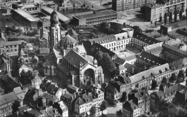 Les secrets de Saint-Sauveur en Lille