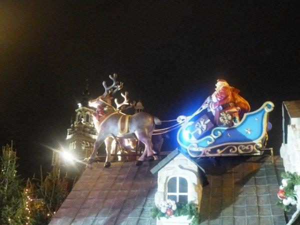 Noël sur la Grand-Place de Lille