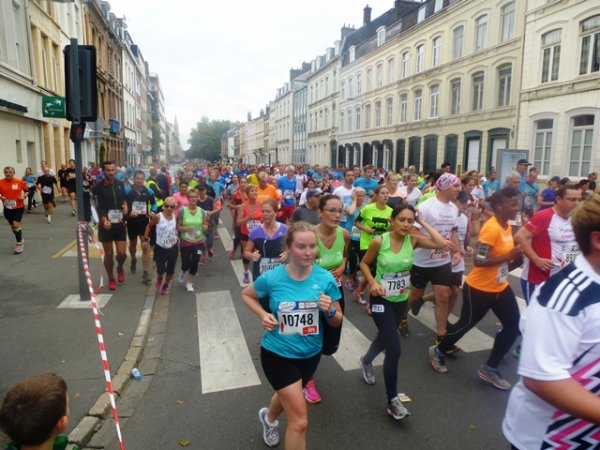 Les courses de la braderie de Lille : le 10 km