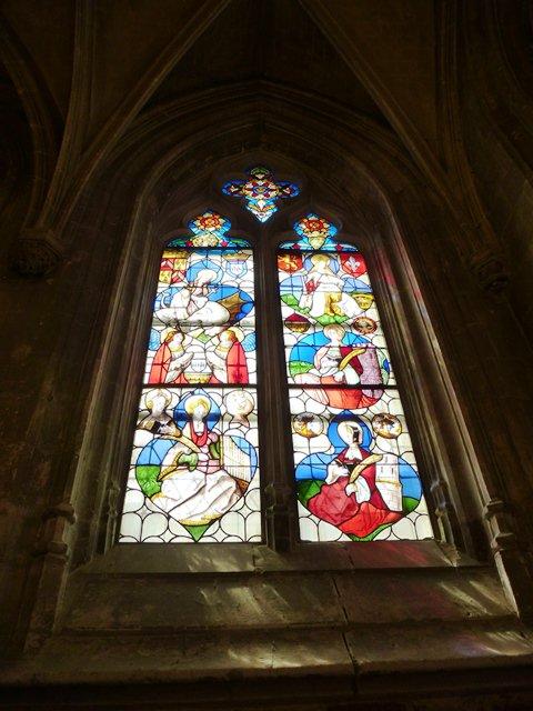 La chapelle du palais Rihour à Lille