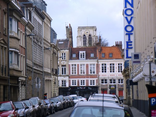 Une nouvelle promenade dans le Vieux-Lille