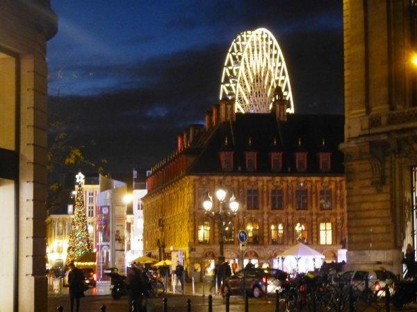 Les Lumières de Lille en hiver