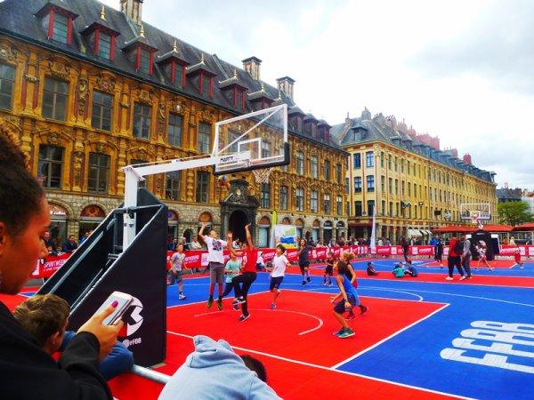 C'était sport en ville ce week-end à Lille