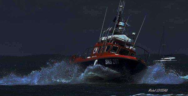 Nos sauveteurs en mer d' Arcachon