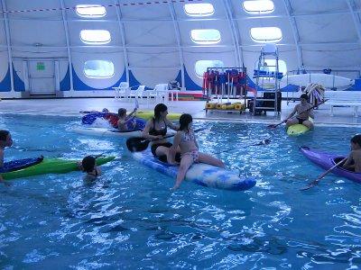 Piscine samedi 25 avril 09 rethel chateau cano kayak for Horaire piscine rethel