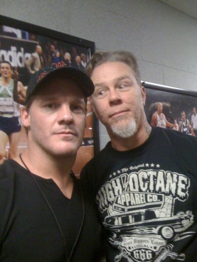 Chris Jericho Photo Twitter - Blog De Catch